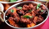 Tawa Cafe/Rajvilaas - Piscataway: Indian Dinner Fare and Drinks at Tawa in Piscataway (Up to 52% Off). Two Options Available.