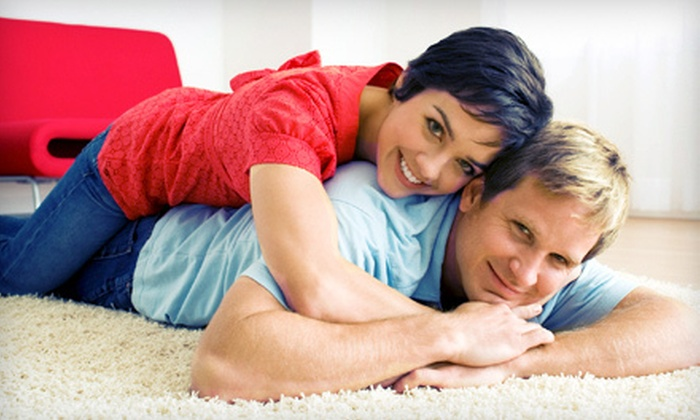 BioDry Carpet Care - Kelowna: $69 for Three Rooms of Carpet Cleaning from BioDry Carpet Care ($140 Value)