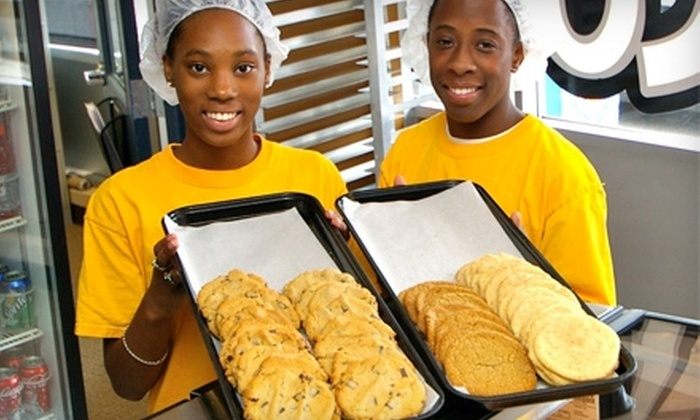 Cookie Cart - Near North: $8 for $16 Worth of Cookies at Cookie Cart