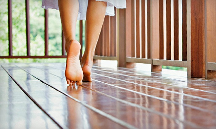 Carolina Surface Cleaning & Restoration - Charlotte: Power Washing for Deck, Driveway, or House Exterior from Carolina Surface Cleaning & Restoration (Up to 59% Off)