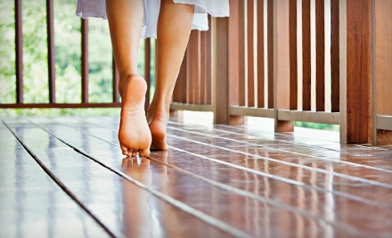Deck Power Washing for Up to 300 Square Feet (a $90 value) - Carolina Surface Cleaning & Restoration in