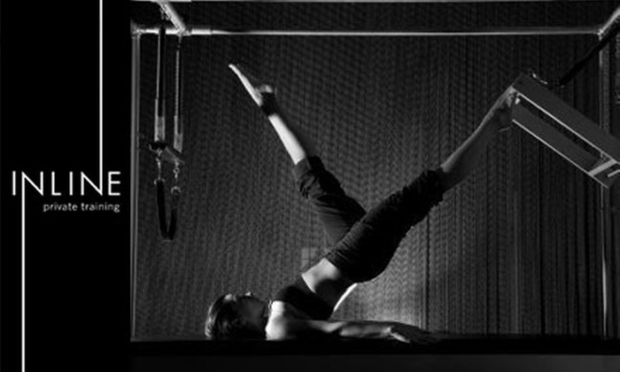 INLINE Private Training - Little Italy: $20 for a 30-Minute Private Pilates Equipment Training Session at Inline Private Training ($48 Value)