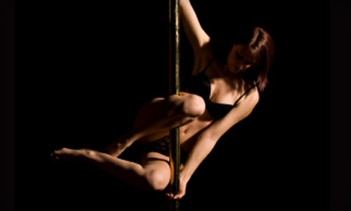 Studio X Pole Fitness - Fayetteville: $10 for Two Beginner Pole Fitness Classes at Studio X Pole Fitness ($30 Value)