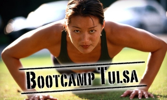 Bootcamp Tulsa - Villa Grove: $35 for Two Weeks of Unlimited Men's or Women's Fitness Classes at Bootcamp Tulsa ($89 Value)