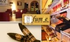 Fumée Cigar Lounge - Out Of Business - Riviera Springs: $10 for $20 Worth of Fine Cigars and Café Fare at Fumée Cigar Lounge