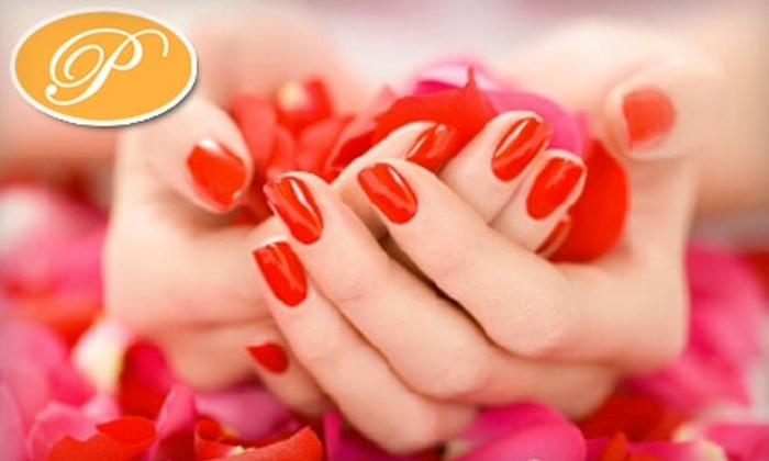 Present Nail Spa - Falls Church: $17 for a Present Mani-Pedi or Shellac Manicure at Present Nail Spa ($35 Value)