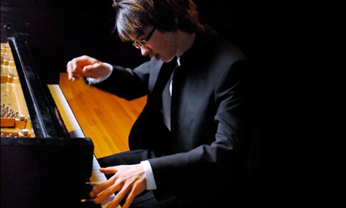 Massry Center for the Arts - Massry Center for the Arts: $11 for Outing to See Pianist Charlie Albright at the Massry Center for the Arts on January 27 (Up to $22.50 Value)