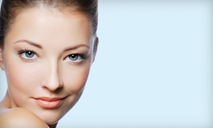 The Vanity Center - Downtown Chamblee: $160 for Two Phototherapy Facials and Hand Treatments at The Vanity Center in Dunwoody ($450 Value)