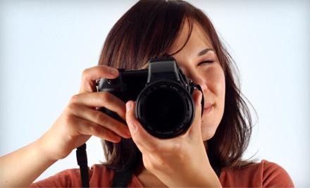Fundamentals of Digital Photography Class for 1 (a $200 value) - PhotoArts Marin in Santa Clara