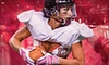 Legends Football League - Downtown: One Ticket to Lingerie Football League Game at St. Pete Times Forum on October 21 at 10 p.m. Two Seating Options Available.