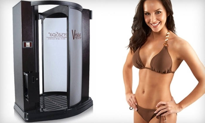 Supertan Suntan Centre - Ottawa: Tanning Services at Supertan Suntan Centre. Three Options Available.