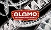 Alamo Drafthouse - Uptown Loop: $25 for Two Movie Tickets, Two Individual Pizzas, and Two Non-Alcoholic Beverages to Alamo Drafthouse Cinema Park North (Up to $50 Value)