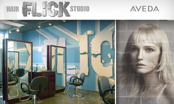 Flick Hair Studio - Edgewood: $50 Worth of Salon Services at Flick Hair Studio