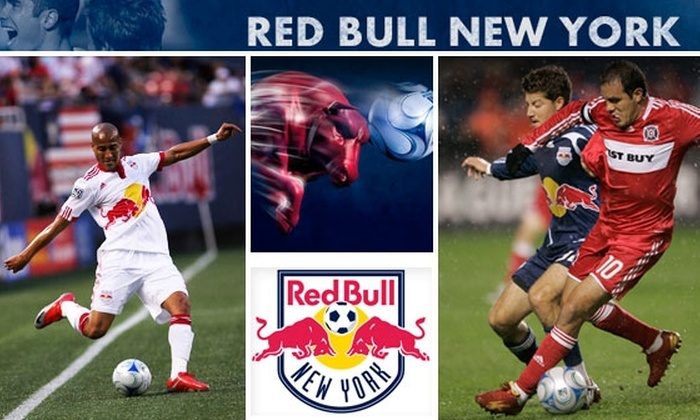 New York Red Bulls - New York City: $16 Midfield Seat at Any Red Bulls Game in August ($52 Value)