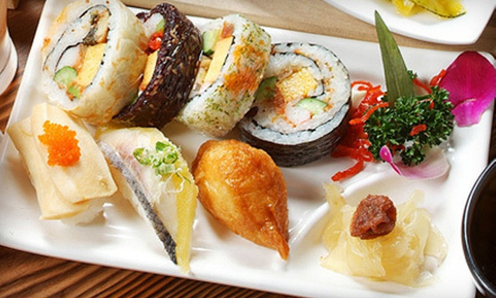 Tokyo II - Buffalo: Japanese Fare and Nonalcoholic Drinks for Dinner or Lunch at Tokyo II (Half Off)