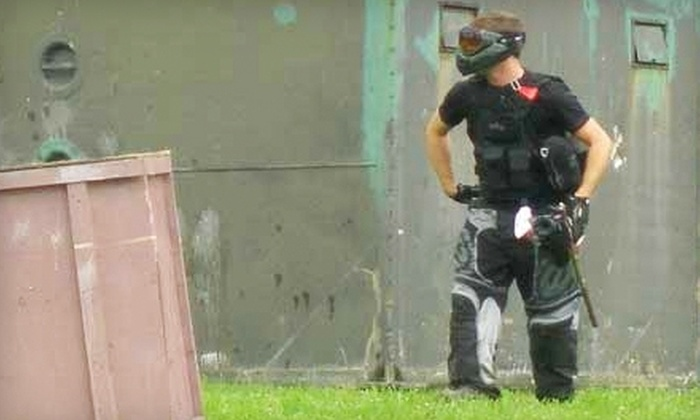 Linglestown Paintball - Linglestown: $20 for All-Day Admission Plus Mask, Marker, Air, and 500 Paintballs ($40 Value) or $10 for $20 Worth of Pro-Shop Purchases at Linglestown Paintball