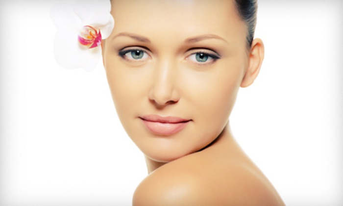 RMDs Aesthetics & Med Spa - Mid-City: Spa Package with Cocoa-Butter Body Wrap and Facial, or Body Wrap at RMDs Aesthetics & Med Spa (Up to 54% Off)