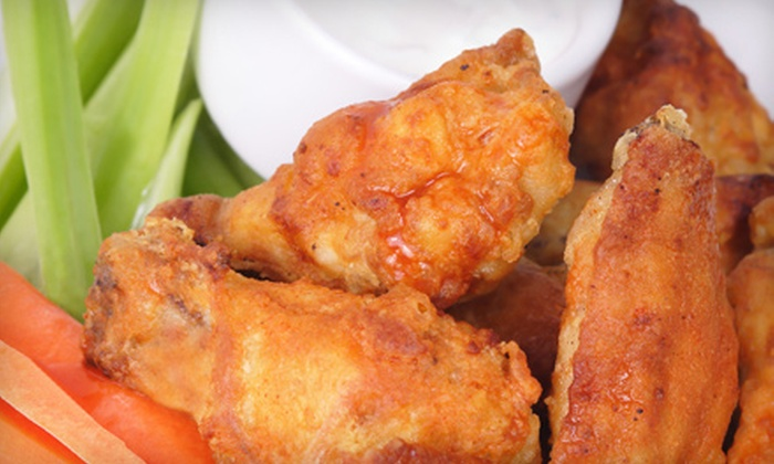 Jazzy Wings - New Orleans: $5 for $10 Worth of Wings at Jazzy Wings