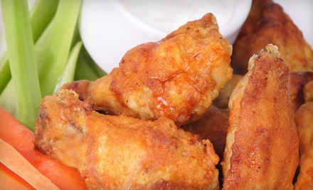 $10 Groupon to Jazzy Wings - Jazzy Wings in New Orleans