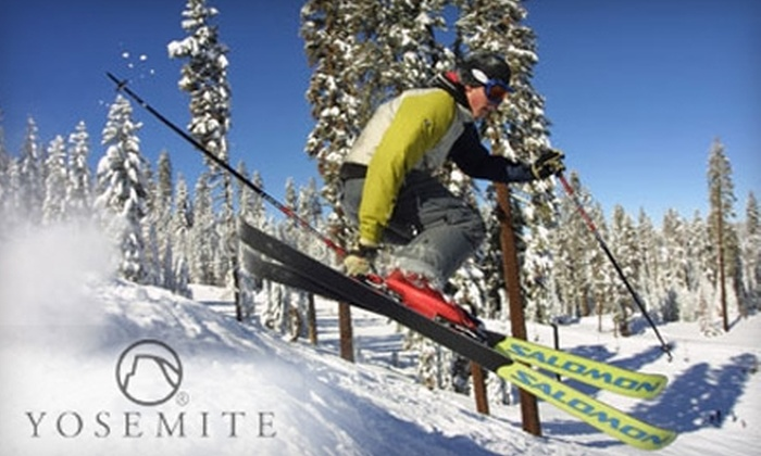 Yosemite National Park - Yosemite: $99 for a Season Pass to Badger Pass at Yosemite National Park (Up to $319 Value)