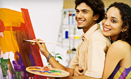 Admission to a BYOB Art Class for 1 (a $40 value) - Modern Edge Center for the Arts in Leominster
