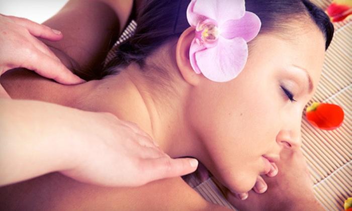 Amanda Moore, LMP - Hoboken: 60- or 90-Minute Aromatherapy Massage from Amanda Moore, LMP, in Hoboken (Up to 56% Off)