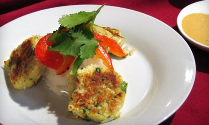 The RX Cafe - St. Charles: $15 for $30 Worth of Seasonal Fare, Tapas, and Drinks at The Rx Cafe in St. Charles