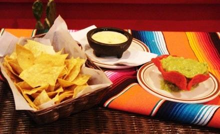 Casa Don Juan: $16 Worth of Authentic Mexican Lunch Fare - Casa Don Juan in Las Vegas