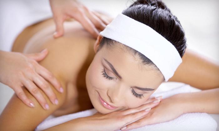 Bernard's Salon and Spa - Springdale: Massage and Mani-Pedi Package or Massage, Mani-Pedi, and Facial Package at Bernard's Salon and Spa (Up to 52% Off)