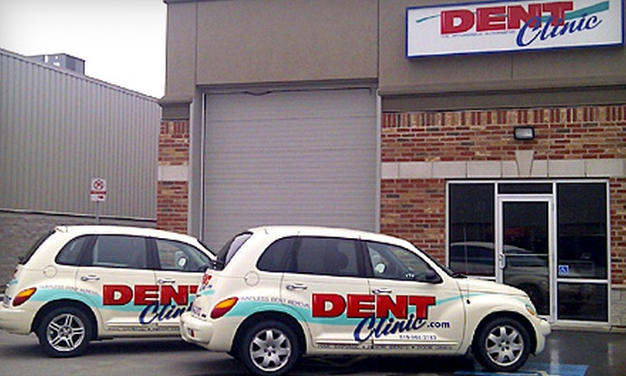 Dent Clinic - Longwoods: $50 for $140 Toward Paintless Dent Removal at Dent Clinic