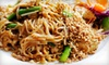 Thai California Kitchen - Pomona: Thai Cuisine for Dinner or Lunch at California Thai Kitchen in Chino (Half Off)