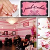 55% Off at Pink and White Nail Salon