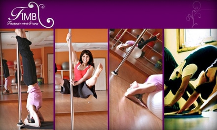FIMB Yoga & Wellness Center - Lee's Summit: $12 for Four Drop-In Classes at FIMB Yoga and Wellness Center ($48 Value)