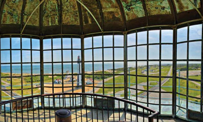 Cape Henry Lighthouse - Fort Story: Cape Henry Lighthouse Walking Tour for Two or Four in Virginia Beach (Up to 53% Off)