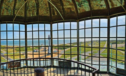 2 Walking Tour Tickets Including Tower Admission - Cape Henry Lighthouse in Virginia Beach