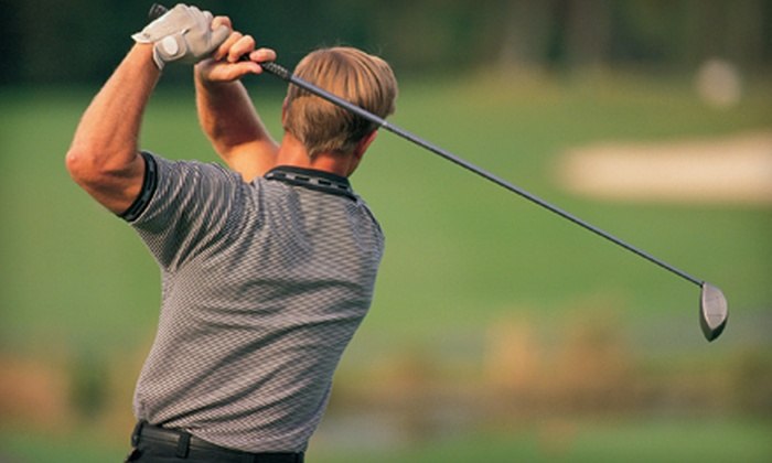 Alpine Golf Club - Comstock Park: $50 for a Golf Outing for Four at Alpine Golf Club ($117 Value)