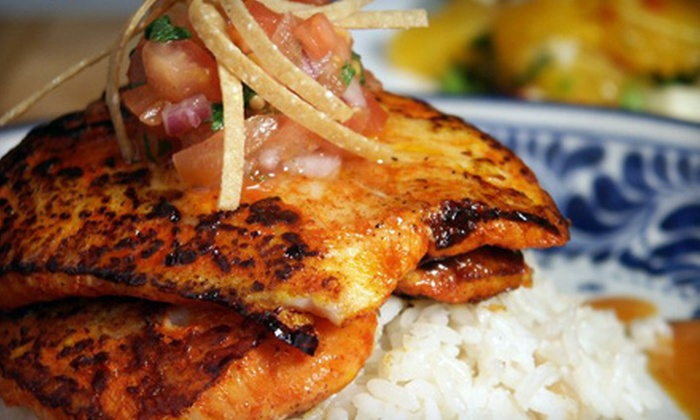 Chichen Itza Restaurant - Jefferson: Mexican Meal for 2 or 4 or Tacos for Up to 15 at Chichen Itza Restaurant (Up to 61% Off)
