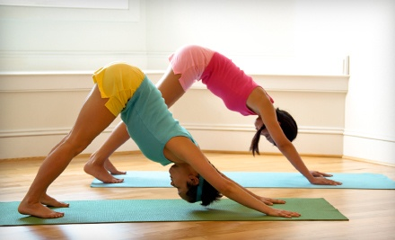 5-Class Pass for Kids' Yoga (a $40 value) - The Lotus Room in Tampa