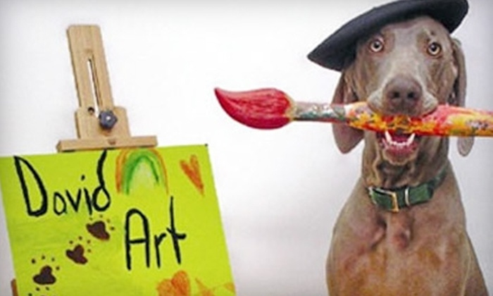 David Art Center - 5: $10 for $20 Worth of Art Supplies or $25 for $50 Worth of Custom Framing at David Art Center