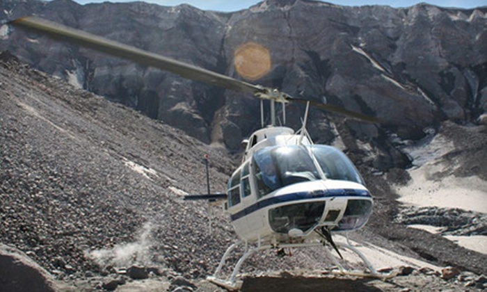 Applebee Aviation - Toutle: $149 for Awesome Combo Helicopter Adventure of Mt. St. Helens from Applebee Aviation in Toutle ($299 Value)