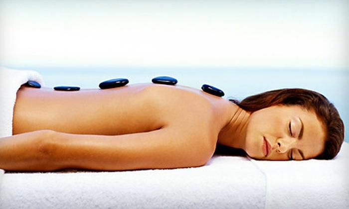 Angela Zinck, LMT - Bates: One or Three Hot-Stone Massages or Three Swedish Massages from Angela Zinck, LMT (Half Off)