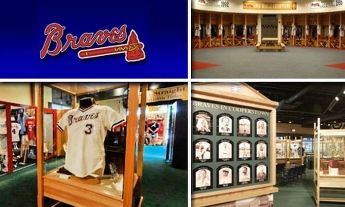 Turner Field Tours - Summerhill: $12 for a Guided Tour of Turner Field