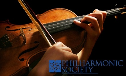 Philharmonic of Poland on Tue., Mar. 15 at 8PM at the Renee and Henry Segerstrom Concert Hall: Dress-Circle Seat - Philharmonic Society of Orange County in Irvine