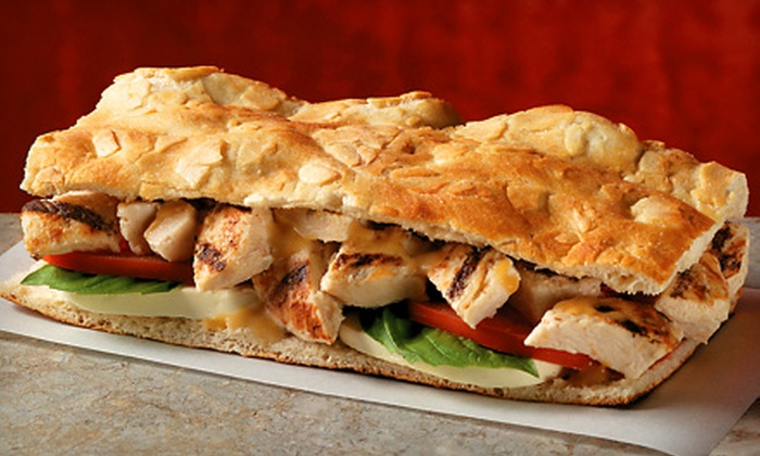 Cosi - Multiple Locations: $12 for Meal for Two With Two Entrees, Two Drinks, and S'more (Up to $24.45 Value) at Cosi