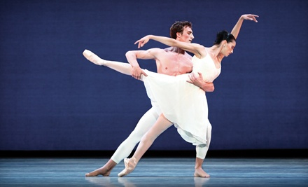 Pennsylvania Ballet: Choice of 3 of 5 Friday Night Performances: Parquet Circle/Family Circle Side, Balcony Rear Side Seating at Academy of Music Shows, or Orchestra Far Side, Balcony Side Rear, or Family Circle Side Seating at Merriam Theater Shows - Pennsylvania Ballet in Philadelphia