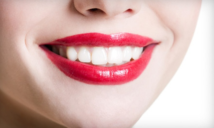 Sutter Dental - Union Square: Zoom! Teeth Whitening or a Cleaning, Exam, and X-rays at Sutter Dental