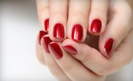 Perfectly Polished Nails at Fringe Salon - Perfectly Polished Nails at Fringe Salon in Whitefish Bay