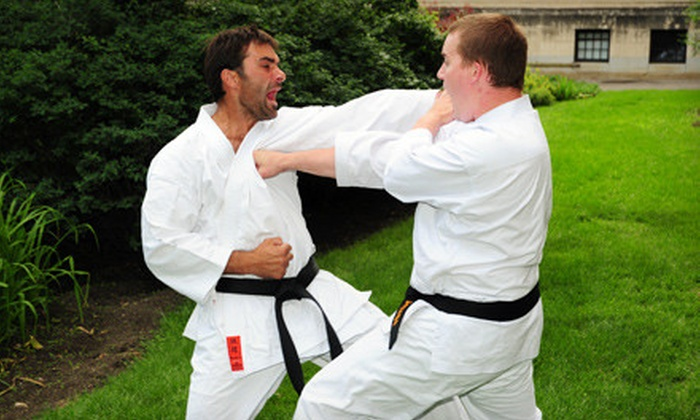 Midwest Karate - North Central: One or Two Months of Adult Karate Lessons at Midwest Karate (Up to 57% Off)