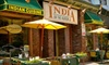India on the Hudson - Hoboken: $10 for $20 Worth of Indian Cuisine at India on the Hudson in Hoboken