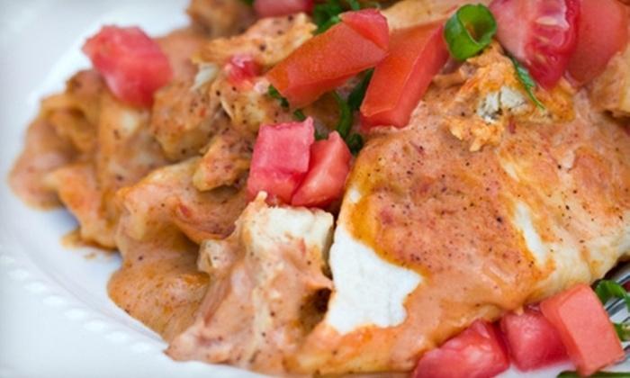 Viva El Toro - Columbus: $10 for $20 Worth of Mexican Dinner Fare at Viva El Toro (or $5 for $10 Worth of Lunch)